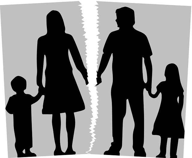иск за упражняване на родителски права
