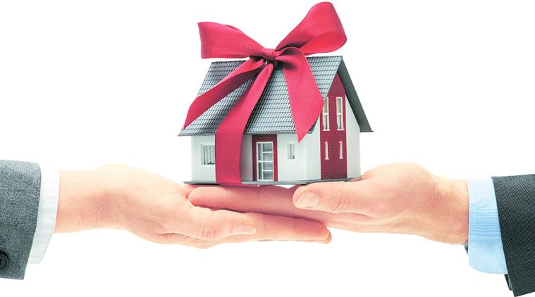 дарение на недвижим имот отмяна на дарение